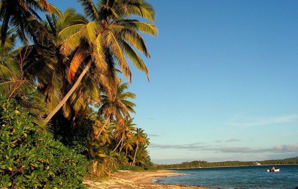 Fidżi – malownicza część Oceanii