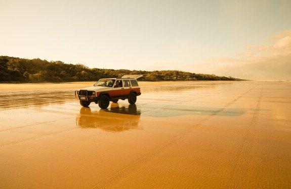 Samochodem po Australii