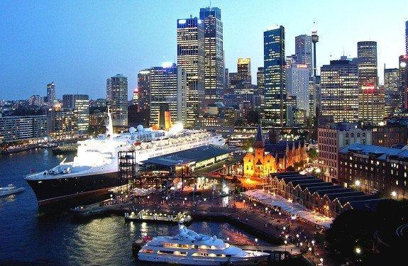Sydney – największe miasto Australii