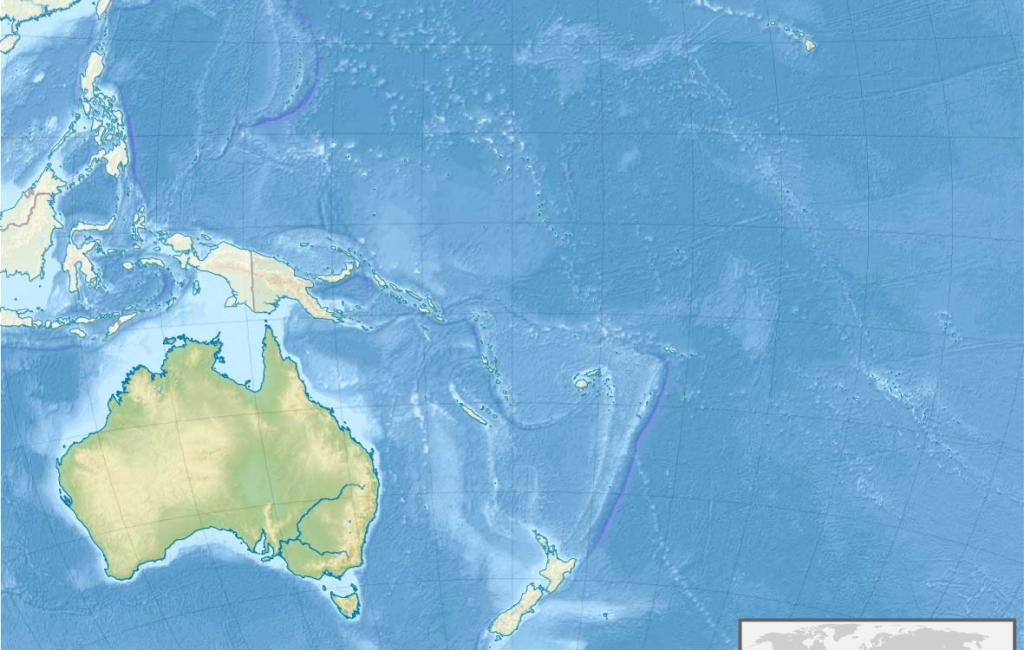 Australia i Oceania – najmniejszy kontynent